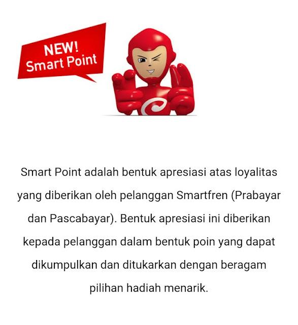 Poin smartfren