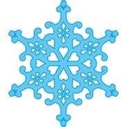 free printable snowflake patterns and templates paper snowflakes make ...