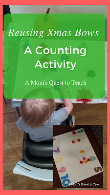 Photos of counting activities