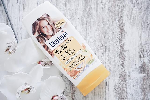 Beauty Darling Balea Intensivepflege Spülung Vanille Mandelöl