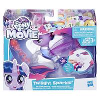 MLP The Movie Twilight Sparkle Flip & Flow Seapony Brushable