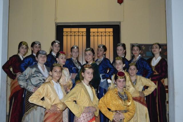 Στον πολιτισμό του Πόντου ήταν αφιερωμένες οι εκδηλώσεις της Ευξείνου Λέσχης Ειρηνούπολης