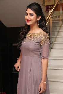 Mia George Looks Beautiful at Yaman Movie Audio Launch Pics 017.jpg