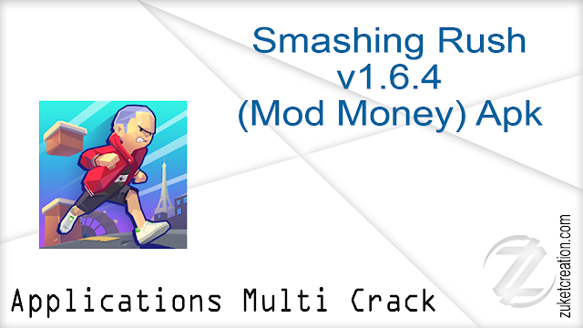 Smashing Rush v1.6.4 (Mod Money) Apk