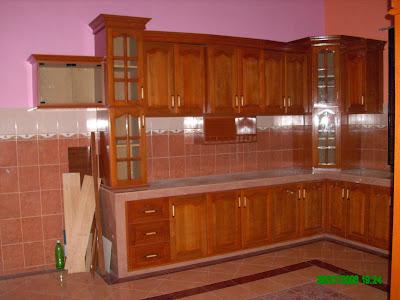 Nyatoh For Kitchen Cabinet