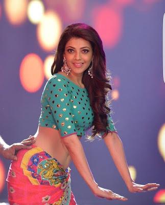 3 - Kajal Agarwal Sexy Stunning Stills from the Movie Khaidi No150-Dont Miss it