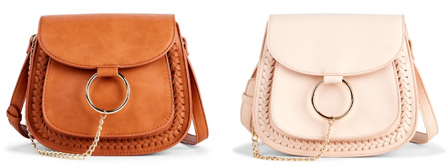 Sole Society Jolene Saddle Bag $38 (reg $55)