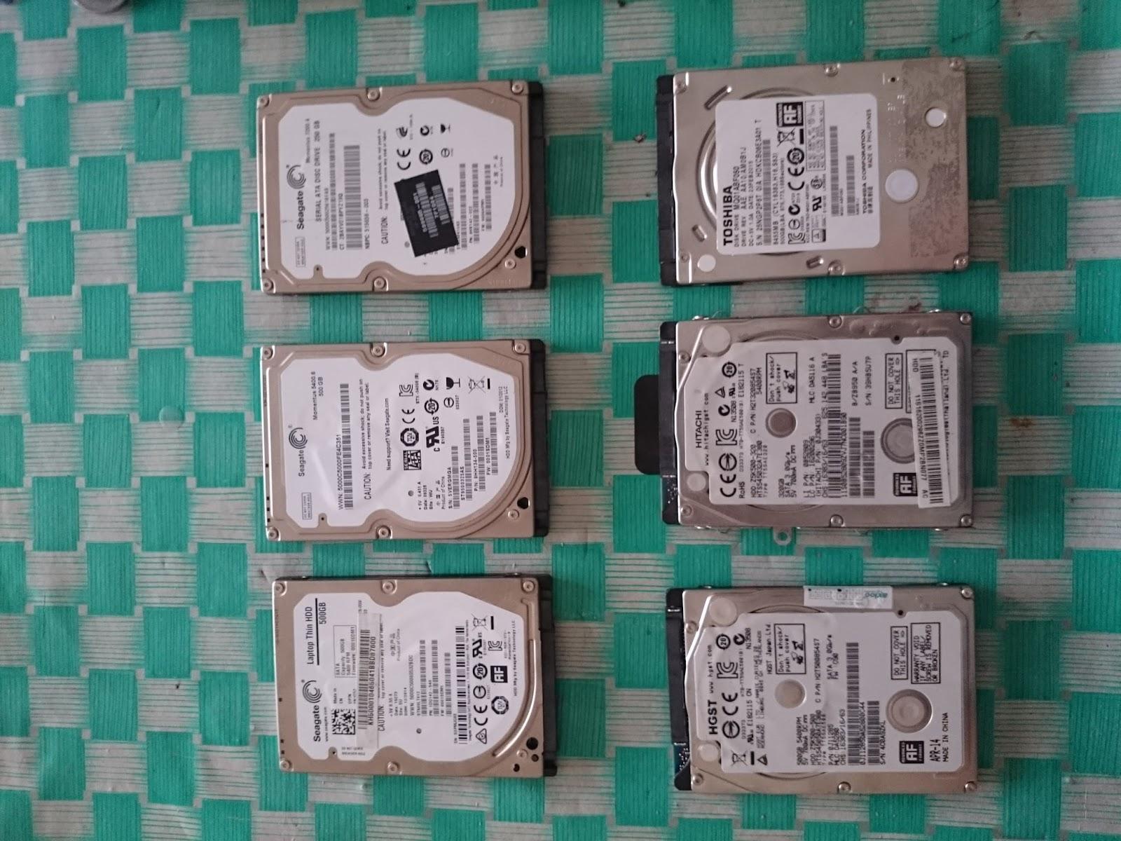 Toshiba 1000Gb 1Tb Baru Seagate 500 Gb Bekas 250 Hitachi 320 HGST Harga Hardisk Rp 700000 1 Tb