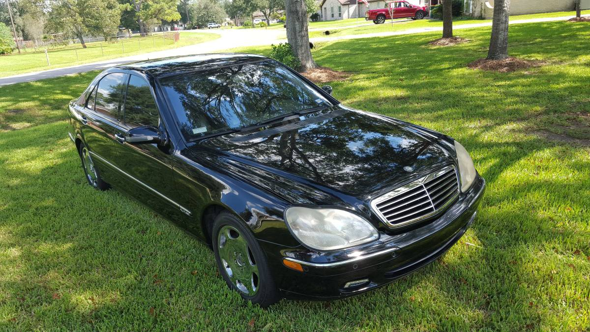 Daily turismo 12 times the pucker factory 2001 mercedes for 2001 mercedes benz s600