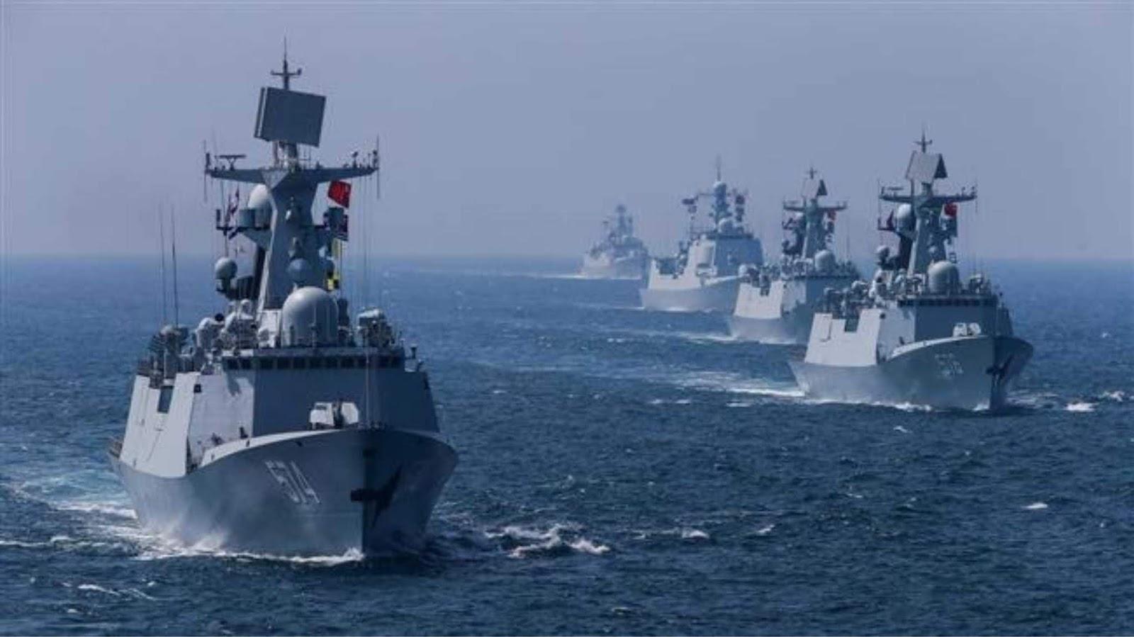 Cina dan negara-negara ASEAN memulai latihan maritim bersama perdana