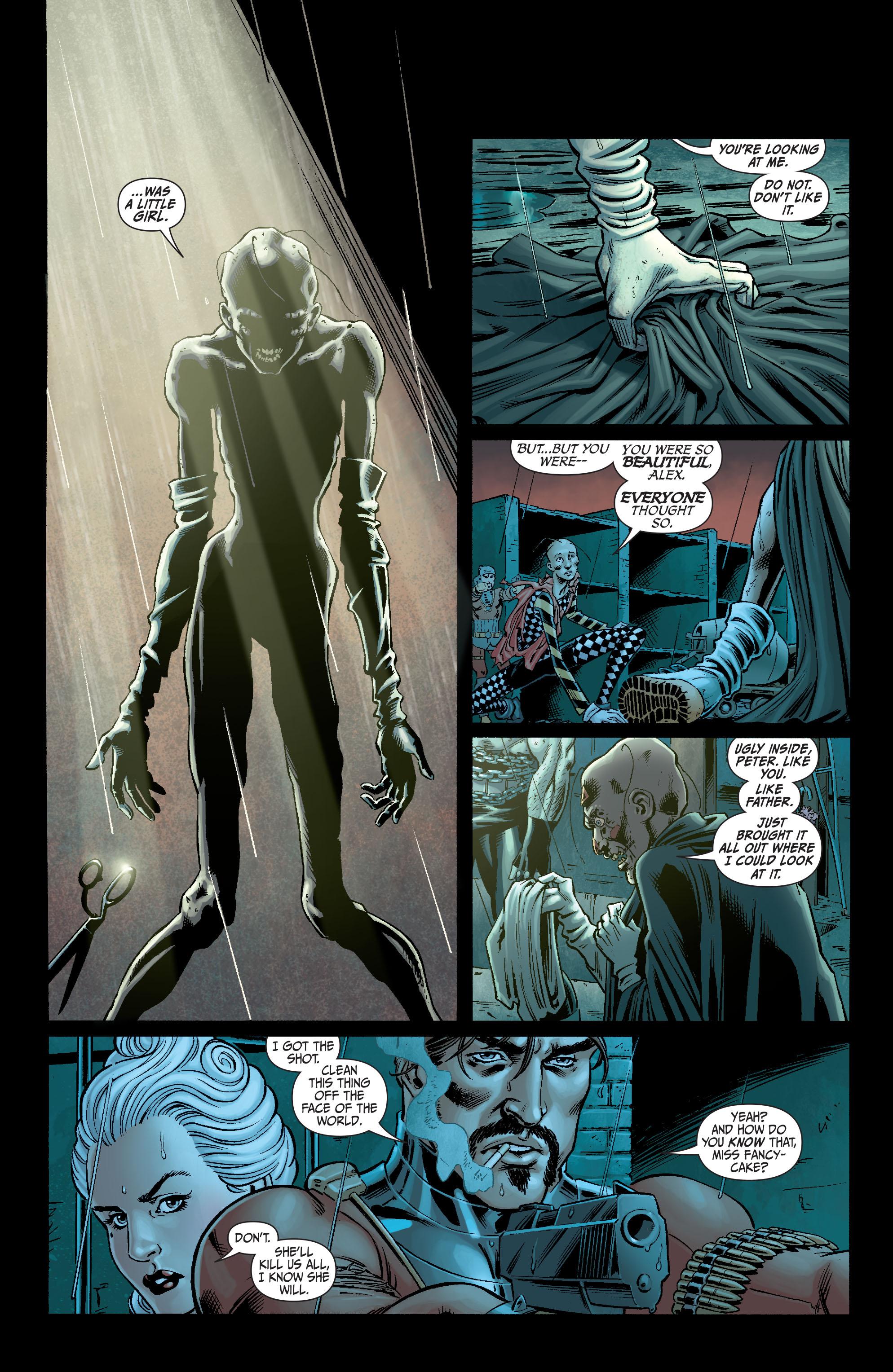 Read online Secret Six (2008) comic -  Issue #6 - 6