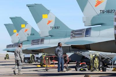 Jet Tempur F-16C/D Block 52ID TNI AU