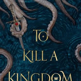 TO KILL A KINGDOM - by Alexandra Christo