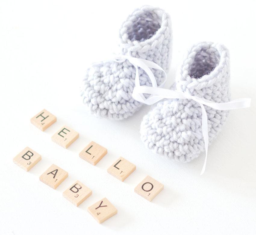 Super Schnelle Babyschuhe Mit Anleitung Ars Textura Diy Blog