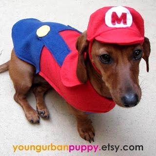 Disfraz de Mario Bros.