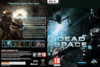 Dead Space 2 Dvd Cover