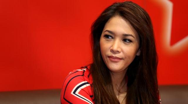 Dukung Jadi DJ, Maia Berharap Al Go International