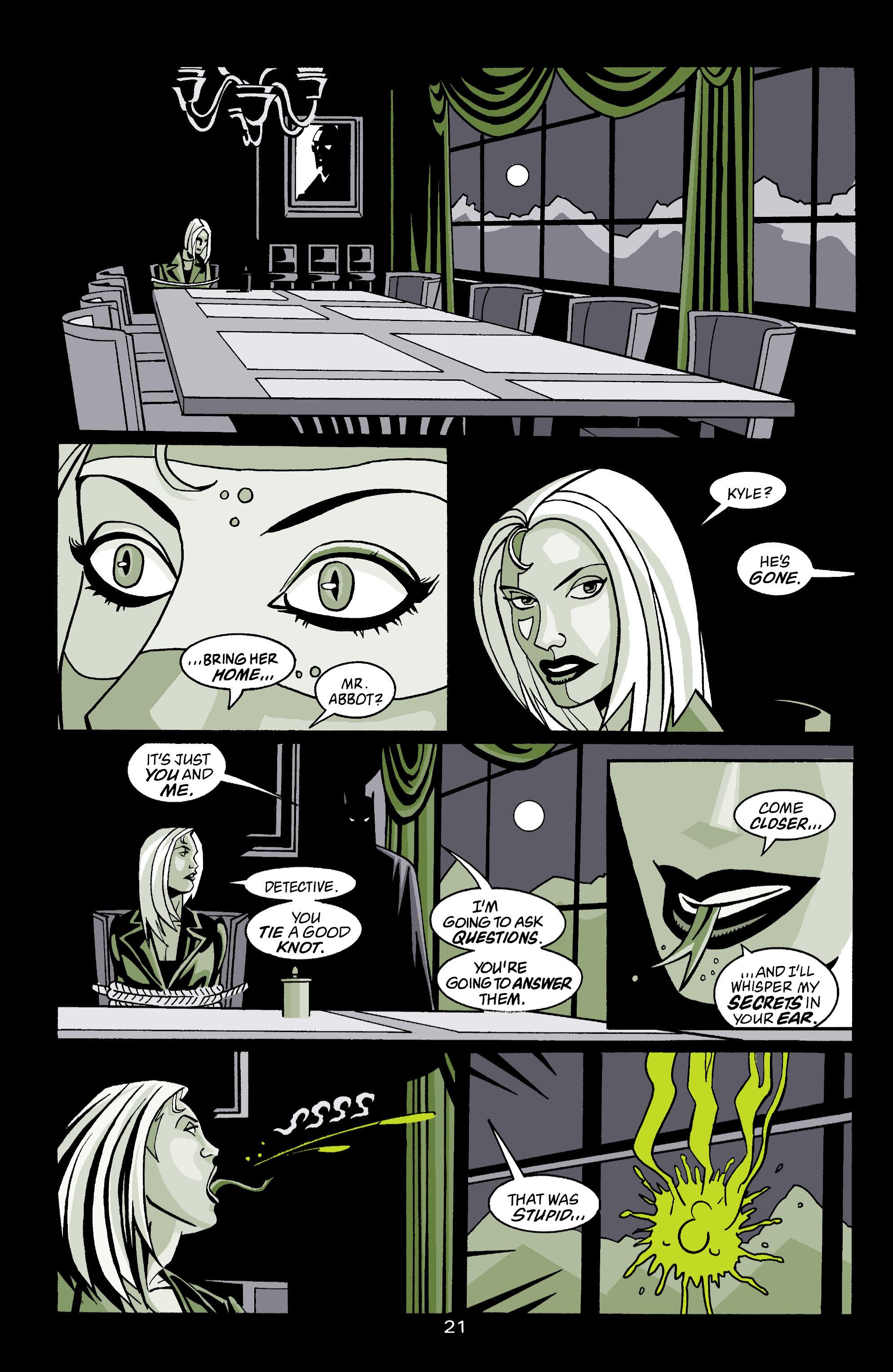 Detective Comics (1937) 750 Page 21