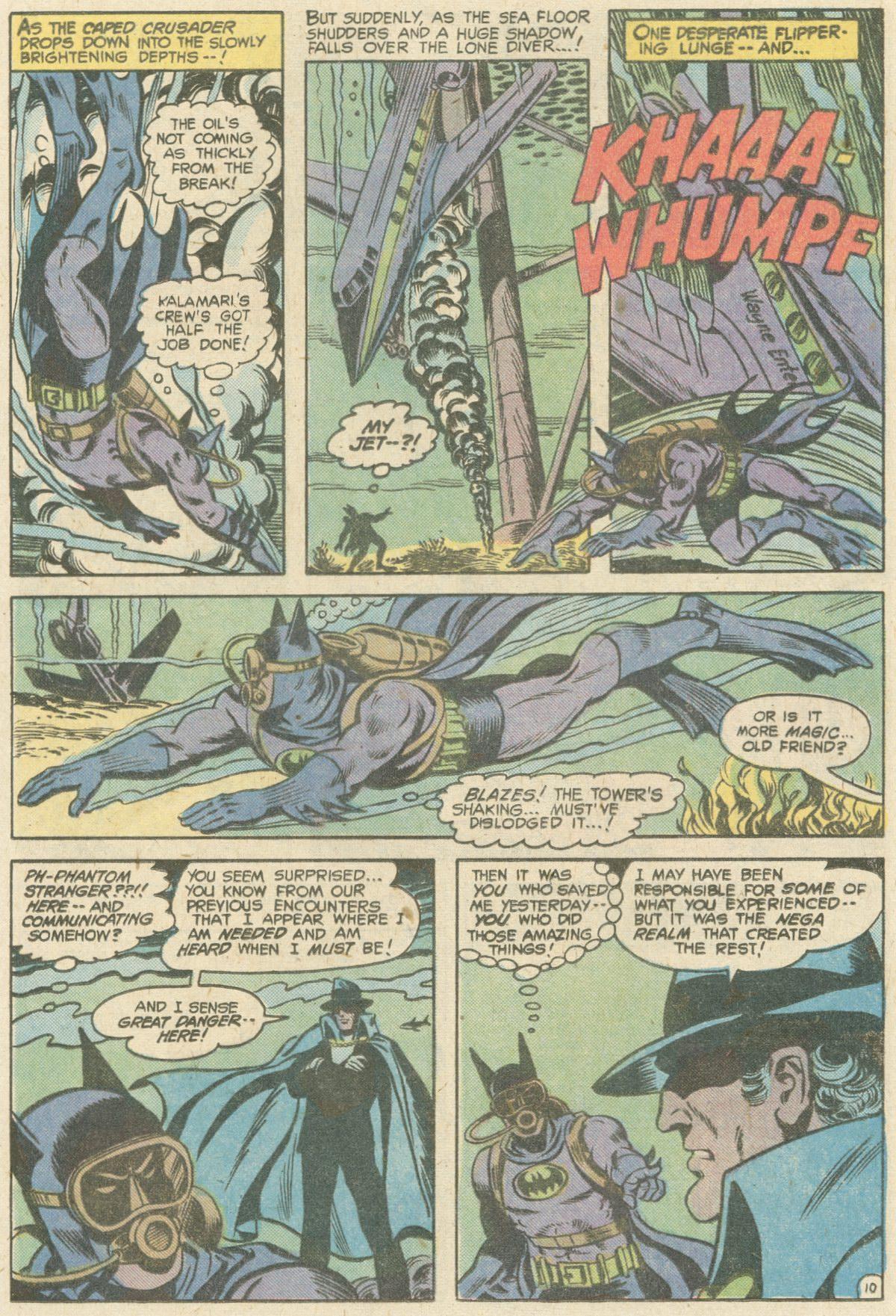 Read online World's Finest Comics comic -  Issue #249 - 11