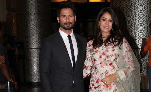 shahid kapoor, mira rajput daughter name confirmed