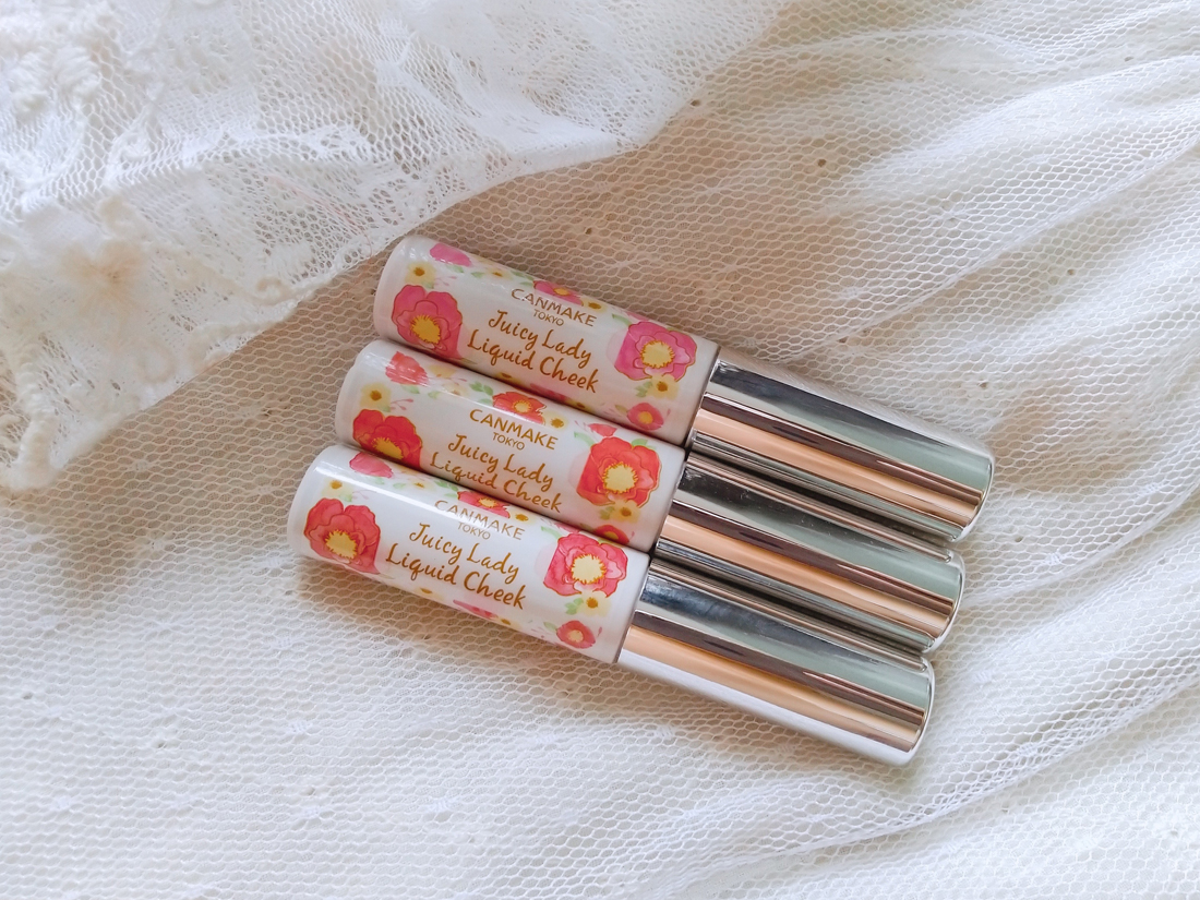 Canmake Juicy Lady Liquid Cheek | chainyan.co