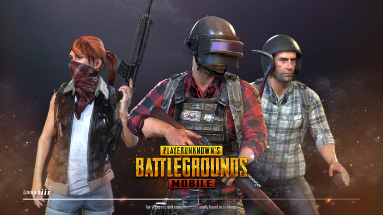 PlayersUnknown's Battlegrounds (PUBG) Downloads to  android , ios