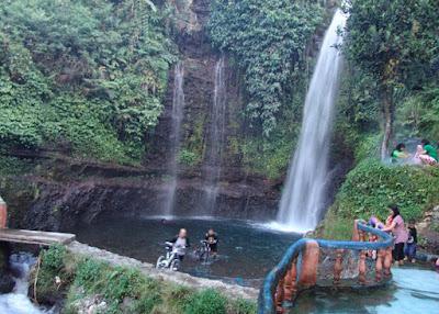 Wisata Alam Curug Nangka Di Bogor Jawa Barat