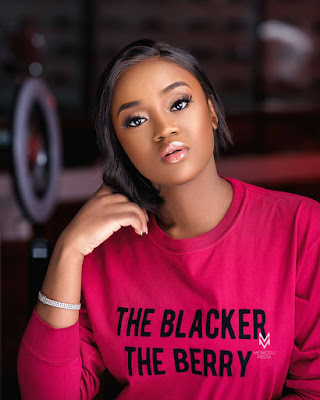 Davido's boo Chef Chioma latest photos
