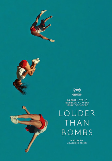 Louder Than Bombs, Directed by Joachim Trier, Cannes Main competition, Movie Poster