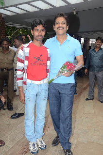 Akkineni Nagarjuna Birthday Celebration Photos