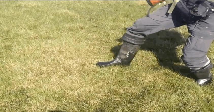 Algo está causando que la tundra siberiana «burbujee» sobre los pies de la gente