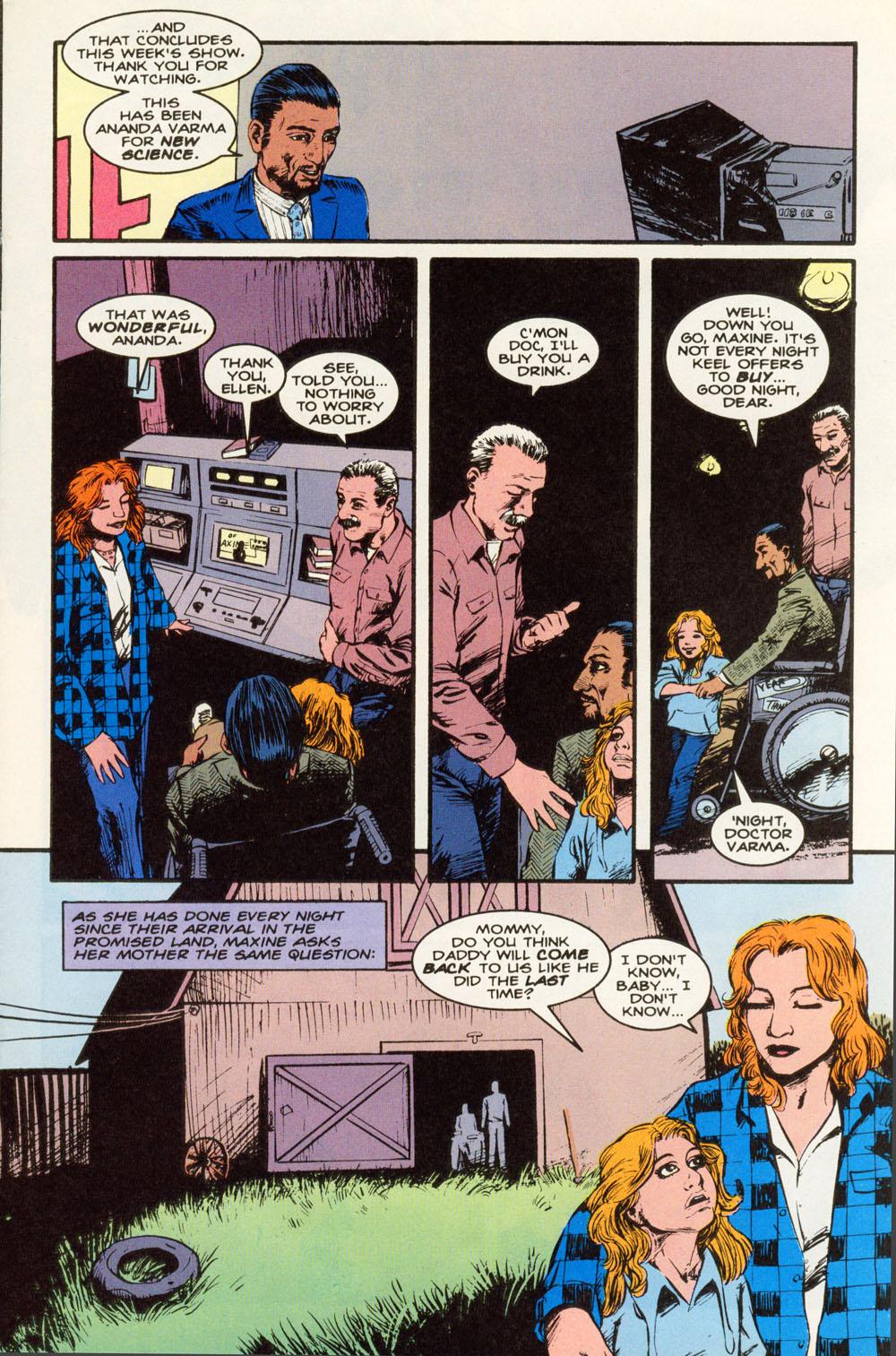 Read online Animal Man (1988) comic -  Issue #81 - 10