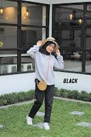 ANDHIMIND Celana Panjang Erin Chino Pants Black