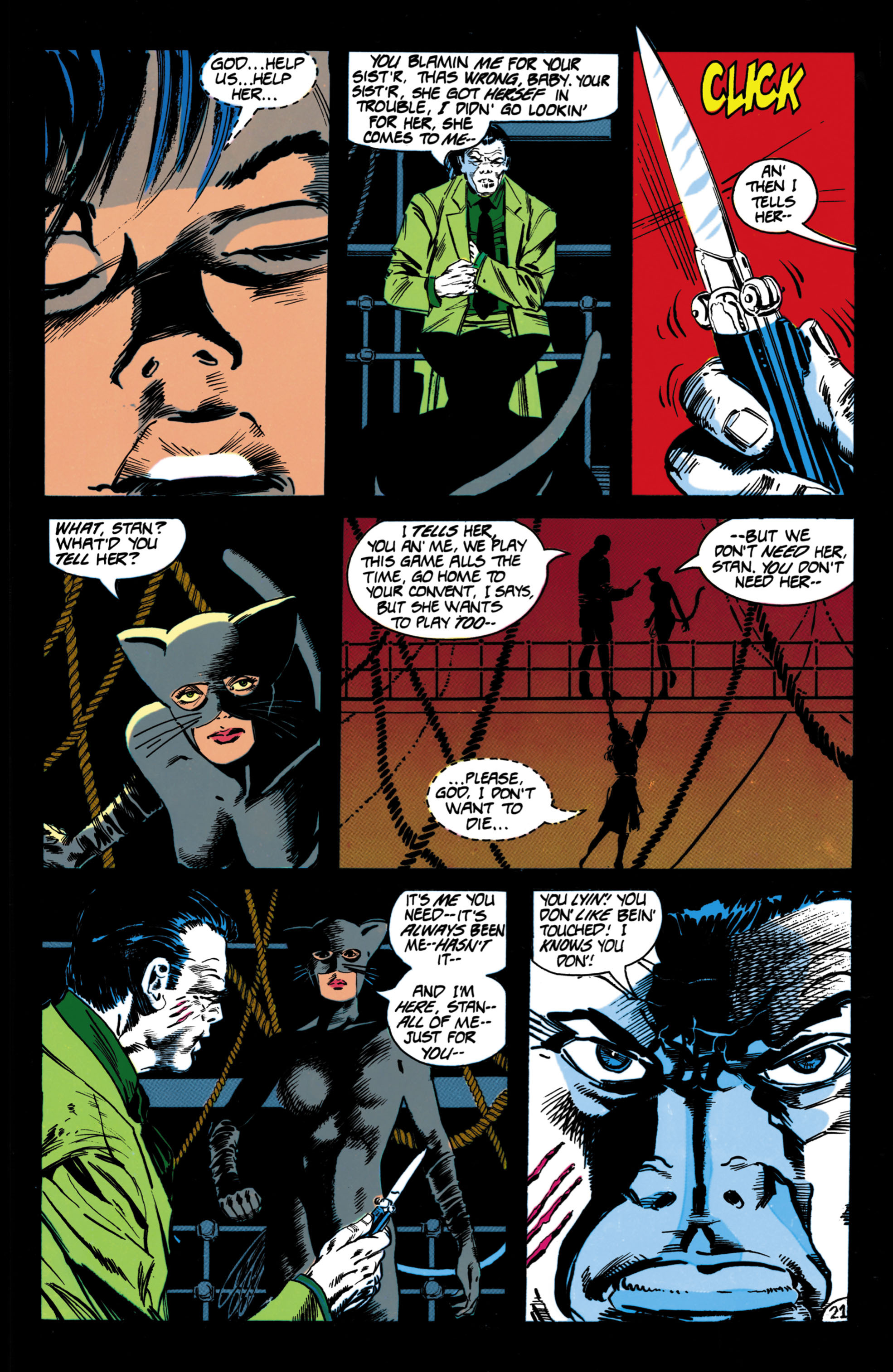 Catwoman (1989) Issue #3 #3 - English 22