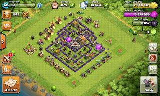 Rahasia Mendapatkan Builder Hut ke-5 di TH 7!!, Clash of Clans, cara mendapatkan builder ke-5 dengan cepat, cara mendapatkan builder ke-5 di th 7 dan 8, cara naik ke master league di th 7, stratergi attack th 7 yang ampuh.