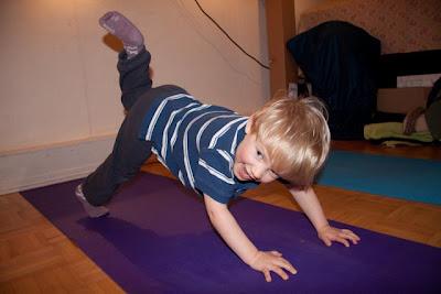 the montessori child at home yoga in the home