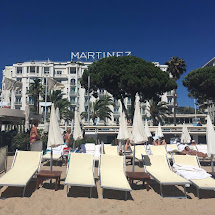 Kayleigh Anderson Hotel Martinez Cannes