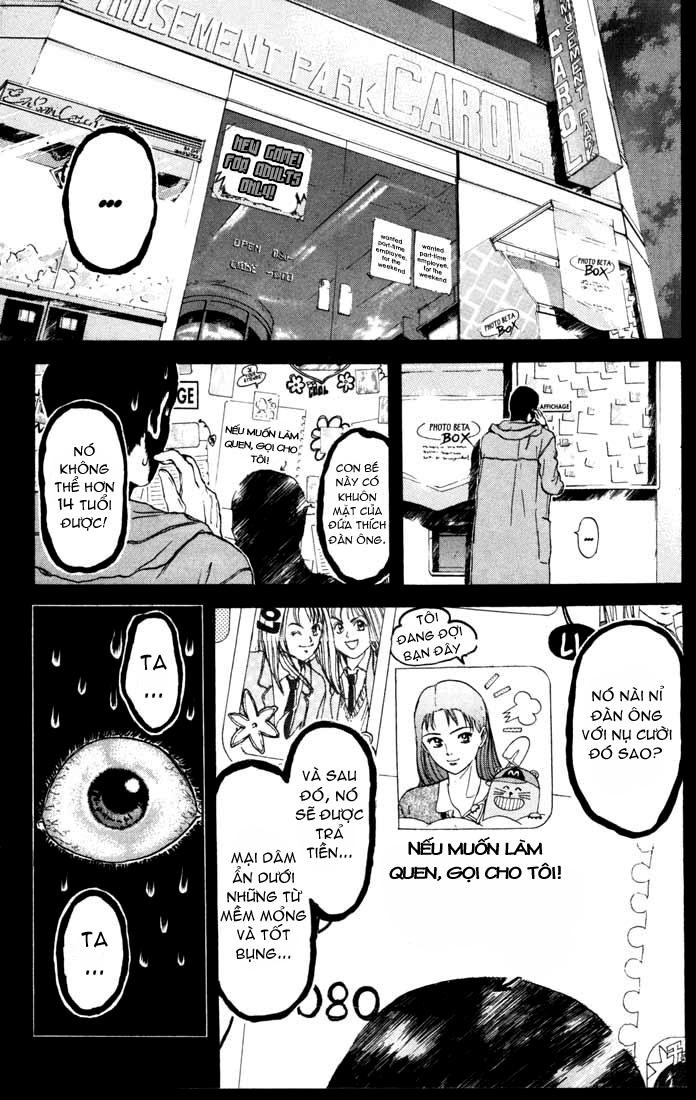 Psychometrer Eiji chapter 50 trang 20