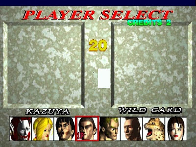 Download Tekken 1 Game