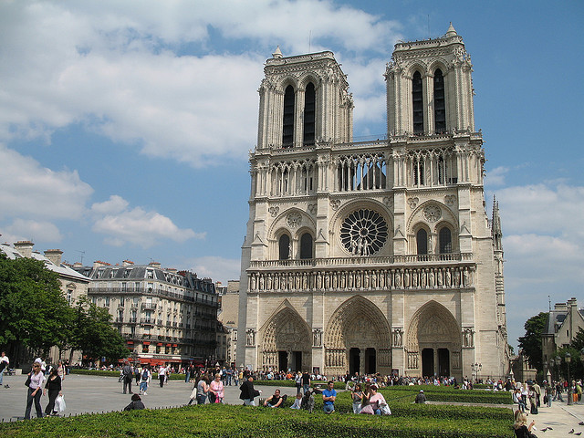 TTL's Blogs: Top 10 Gothic Cathedrals of Medieval Europe