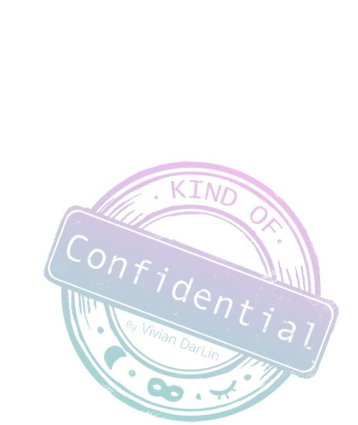 Kind Of Confidential - Chapter 28