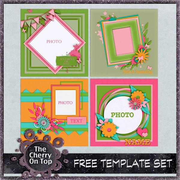 four free templates