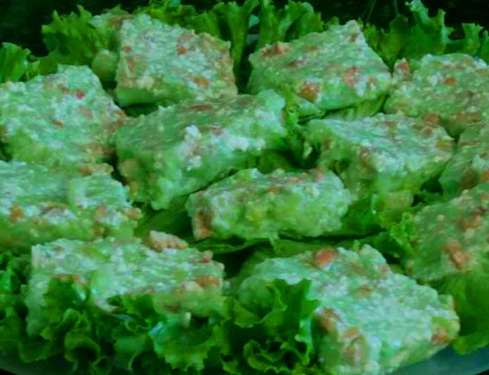 Lime Jello Salad Recipe (Lime Jello Salade)Best Of ...