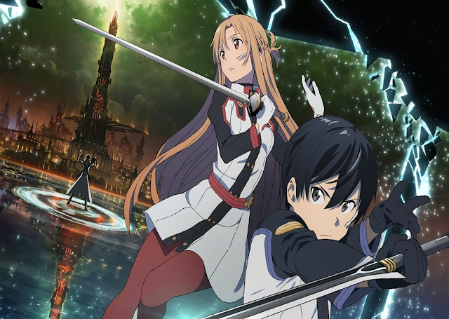 La noticia del estreno de Sword Art Online: Ordinal Scale