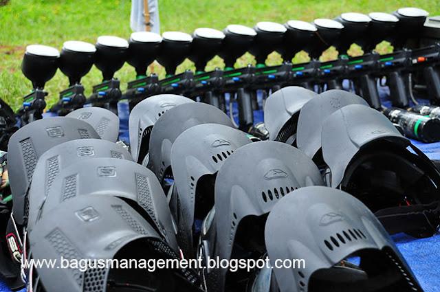 Paket Paintball di Lembang Bandung