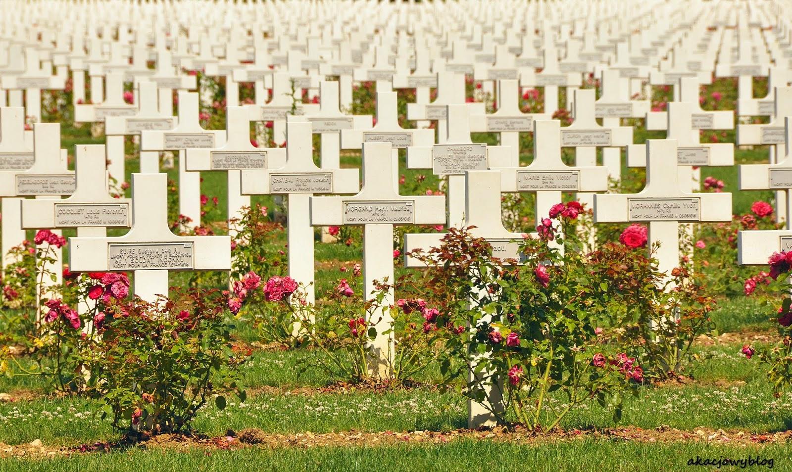 Francja - miejsca związane z bitwą pod Verdun.