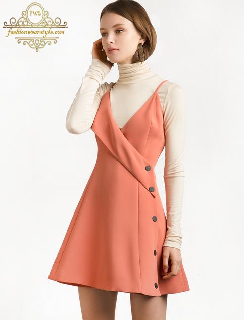 PixieMarket Charismatic Winter Dresses www.fashionwearstyle.com