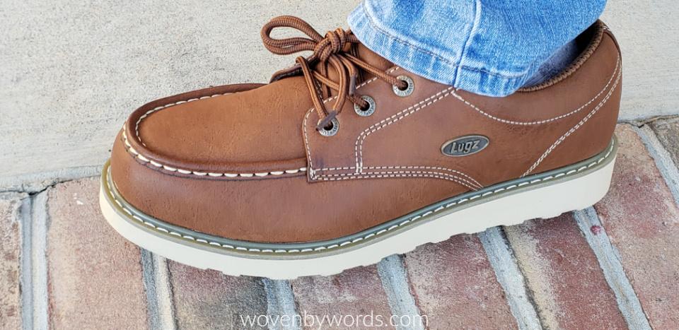 Lugz Mens Warfare Mid WR Walking Shoe