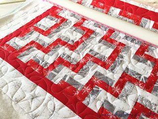 Quilting with Sew Simple Insulated Wadding
