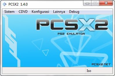 Download dan Install Emulator PS2 For PC (PCSX2)